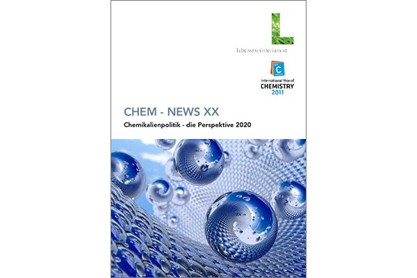 Titelblatt Chem News XX